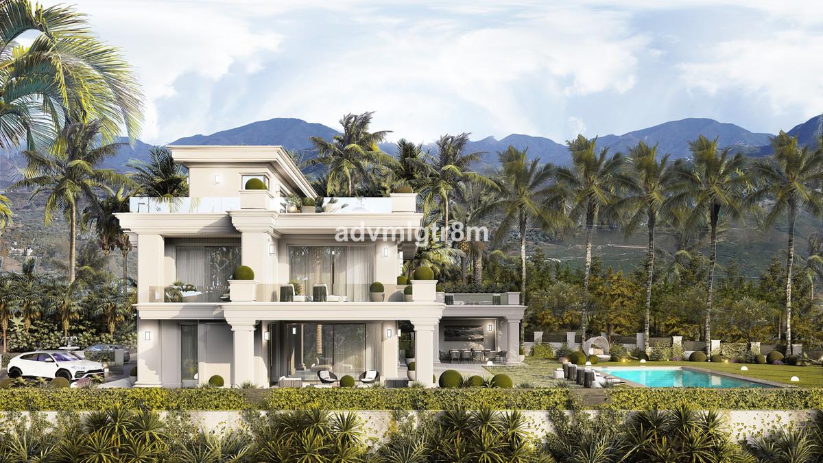 Villa Detached The Golden Mile Málaga Costa del Sol R3739651 4