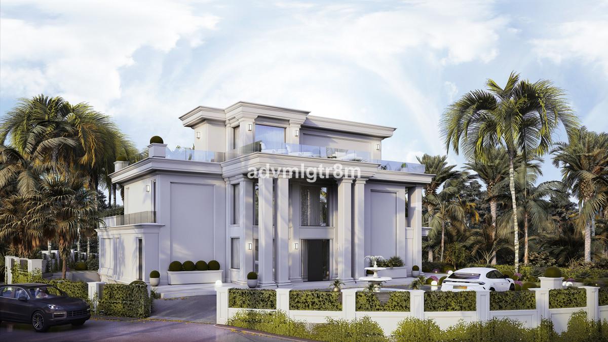 Villa Detached The Golden Mile Málaga Costa del Sol R3739651 5