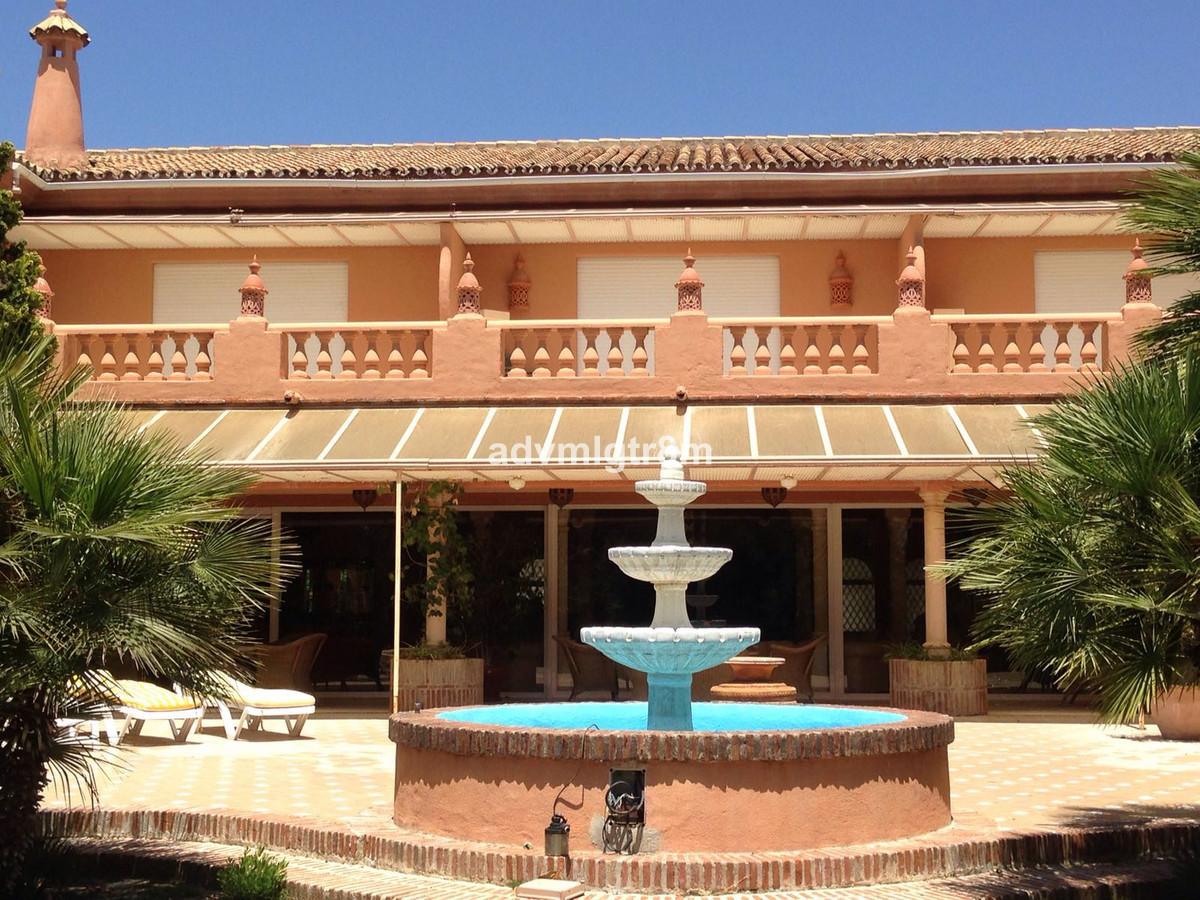Detached Villa, Marbella, Costa del Sol. 8 Bedrooms, 8 Bathrooms, Built 1900 m 2;, Terrace 300 m 2;,,Spain