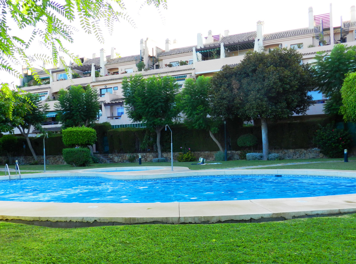 In an urbanization in the Bel Air sector in Estepona House with 3 bedrooms and 2 bathrooms (one en s,Spain