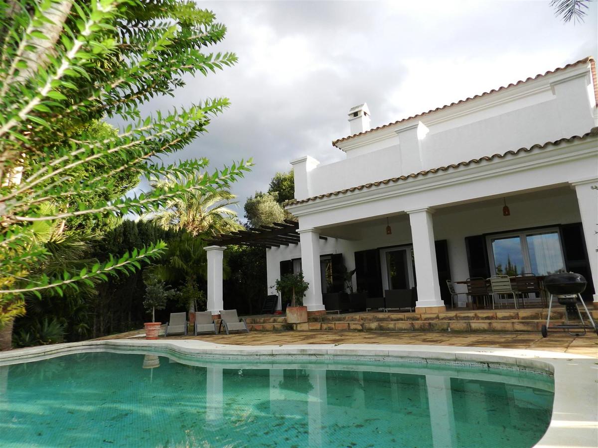 Villa 4 Dormitorios en Venta Sotogrande Alto