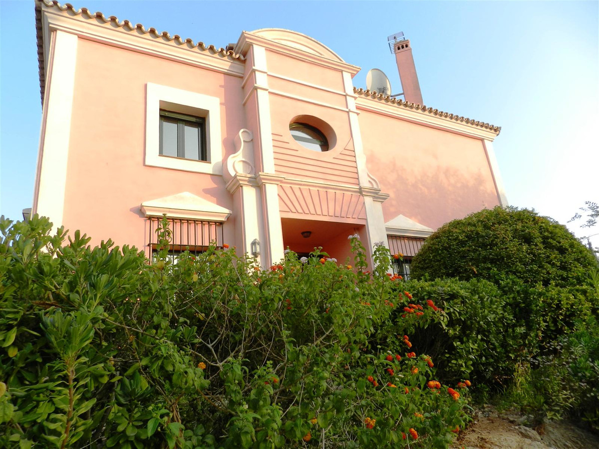 IN SOTOGRANDE SINGLE FAMILY HOUSING IN PRIVATE URBANIZATION, IN THE AREA OF SOTOGRANDE NORTE / VALD,Spain