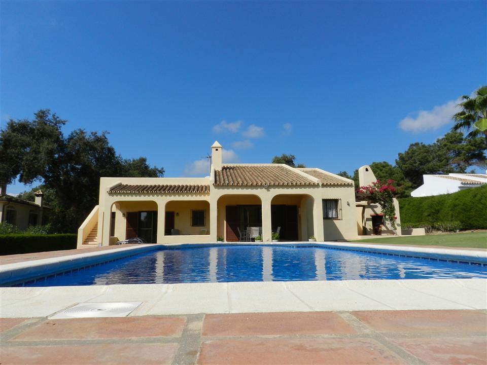 Villa  Detached for rent  in Sotogrande Alto