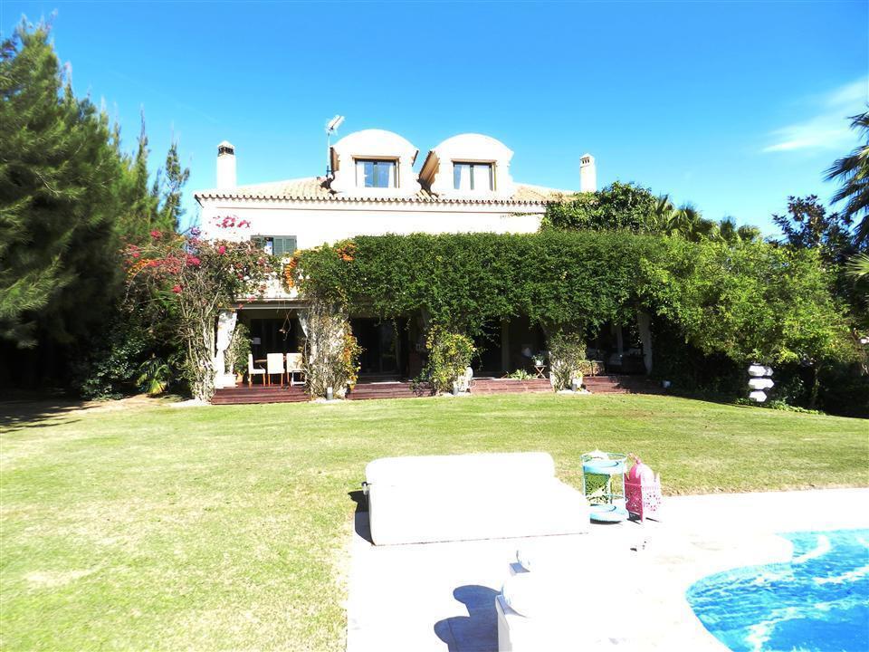 Villa 10 Dormitorios en Venta Sotogrande Alto