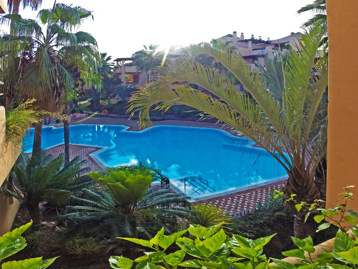 Luxurious first line beach apartment San Pedro Marbella We show you this fantastic first line beach ,Spain