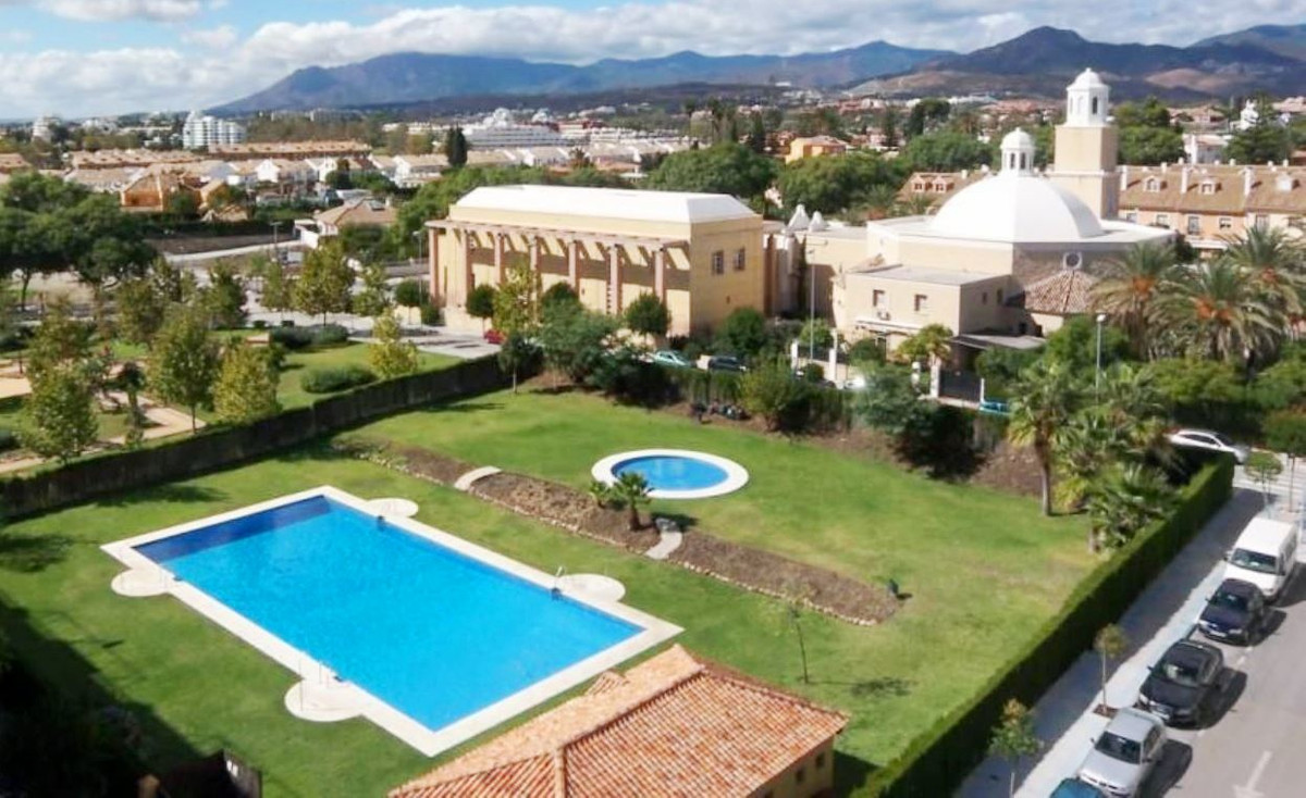 Spacious 3 bed apartment in Guadalcantara, one of the best urbanizations of San Pedro de Alcantara, ,Spain