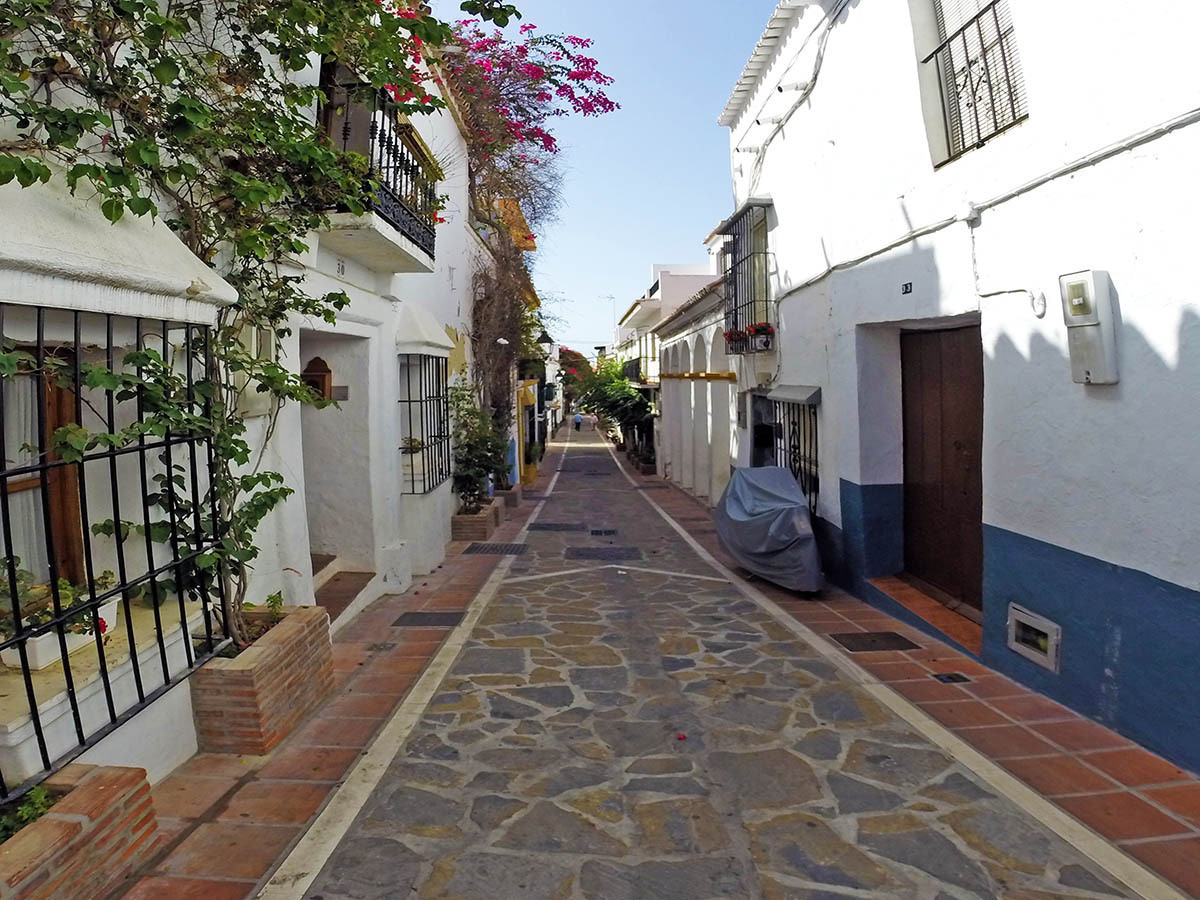 Opportunity for investors in old town Marbella , a Townhouse, a fantastic opportunity. We put at you,Spain