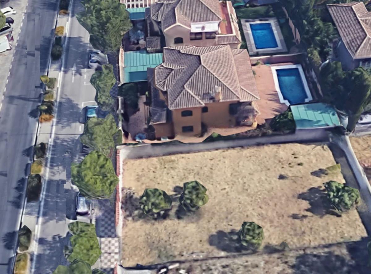 A unique opportunity to acquire a plot of 500 m2 in San Pedro de Alcantara (Marbella) very close to ,Spain