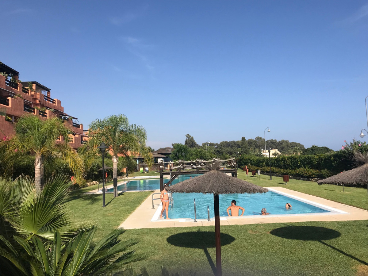 Apartment for sale on the New Golden Mile of Estepona with sea views in First Line beach in a fabulo,Spain