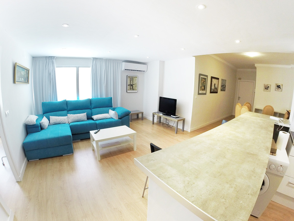 Fabulous and spacious apartment in Marbella center with 3 bedrooms We put at your disposal this spac,Spain