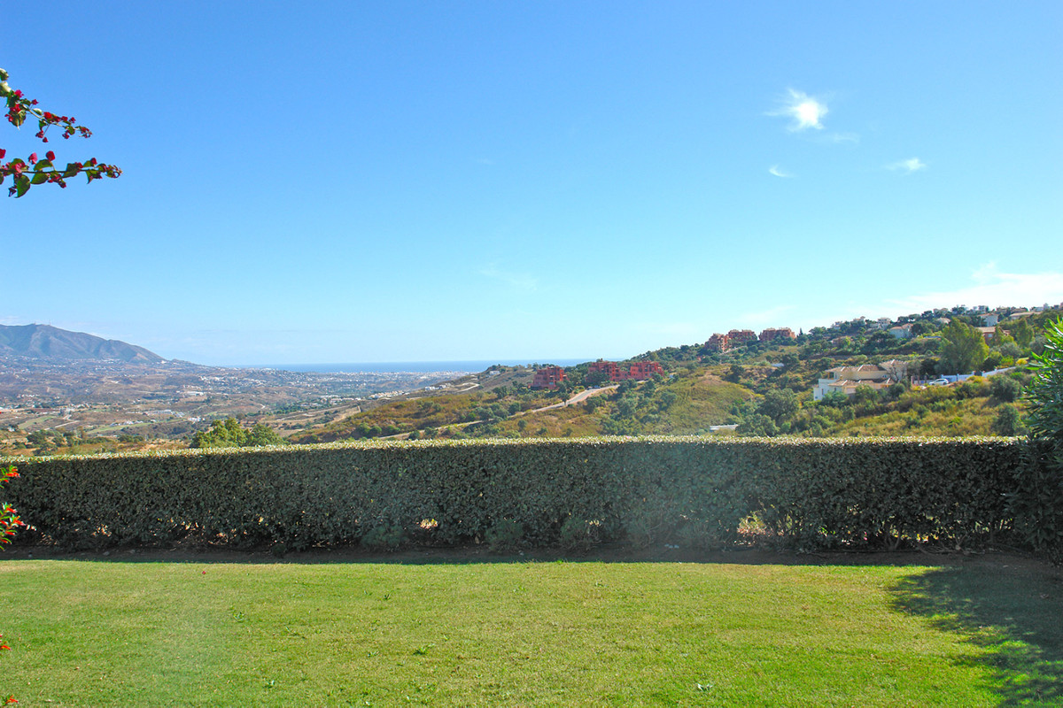 Garden corner apartment with panoramic views for sale in La Mairena The enchanting garden-corner-apa,Spain