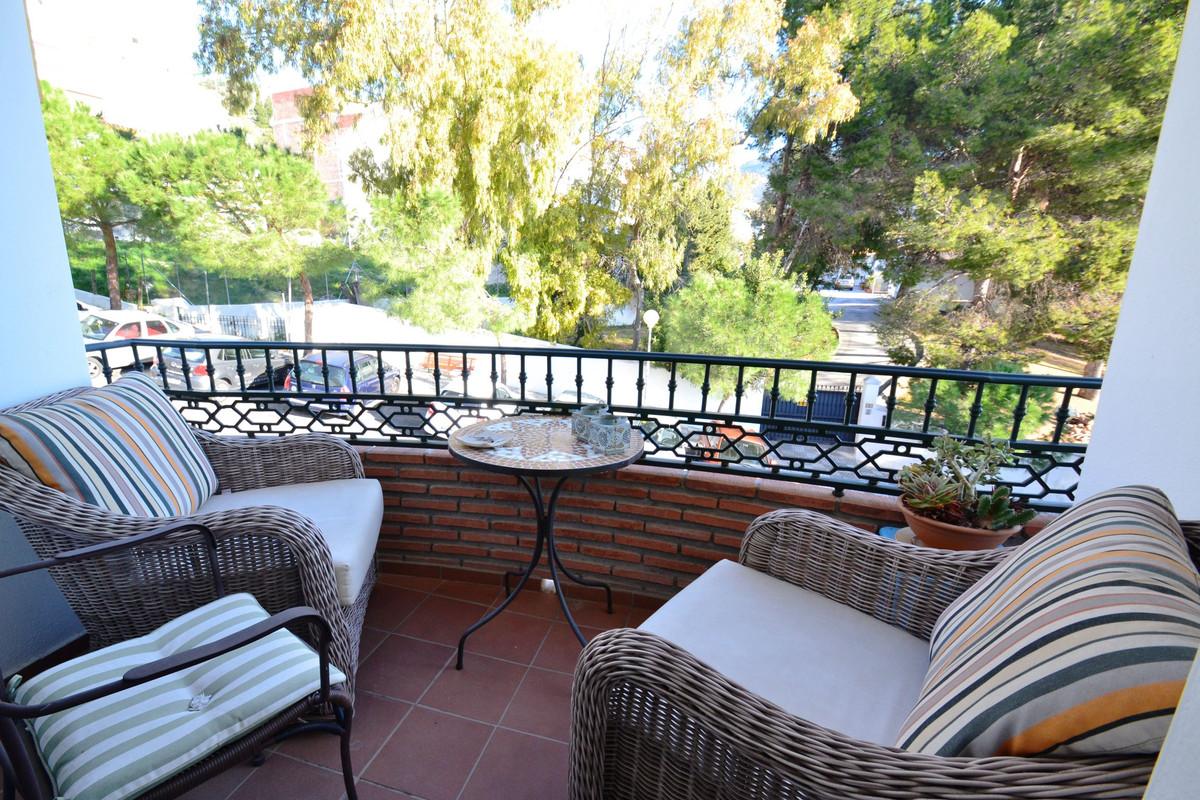 Splendid apartment with 4 rooms transformed into 3 in Benalmadena Pueblo. The apartment has 125 m bu,Spain