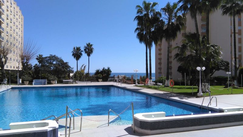 2 bedroom apartment in Benalmadena Costa. Located next to Puerto Marina, recently renovated. The apa,Spain