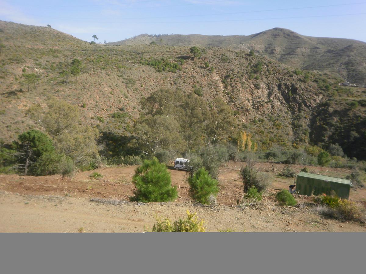 Land, Coin, Costa del Sol. Garden/Plot 3135 m².  Setting : Country, Village, Mountain Pueblo. Orient,Spain