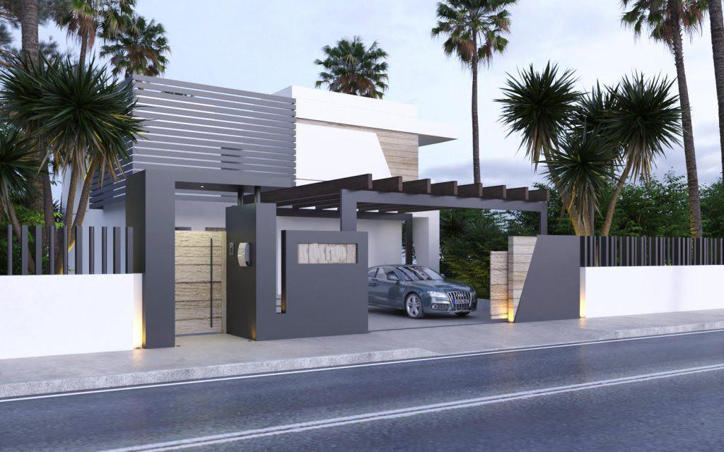 Villa - Chalet  en venta en  New Golden Mile, Costa del Sol – R3055981