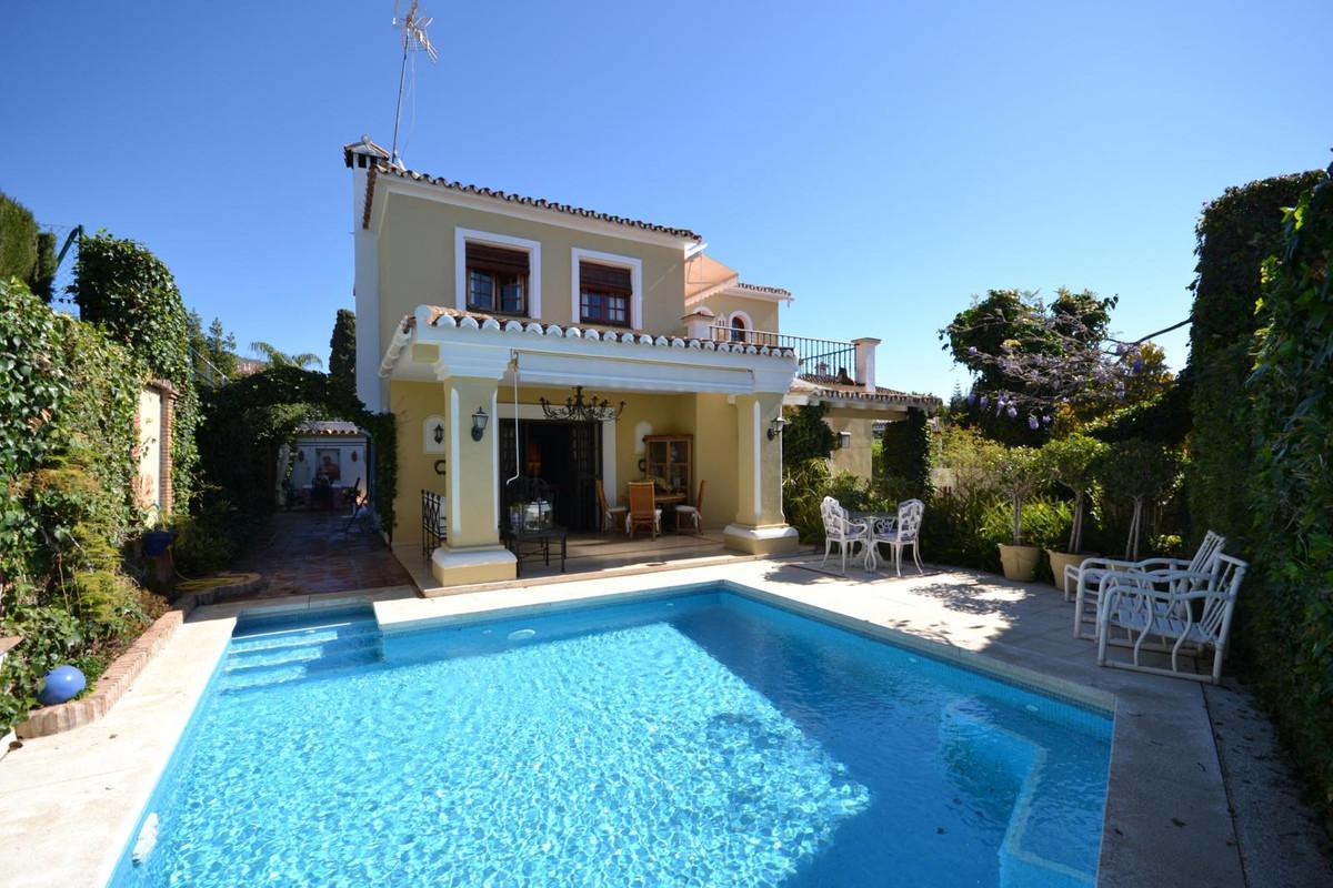 Fantastic opportunity, Private villa located close to the city centre of Marbella, schools, sport ce,Spain