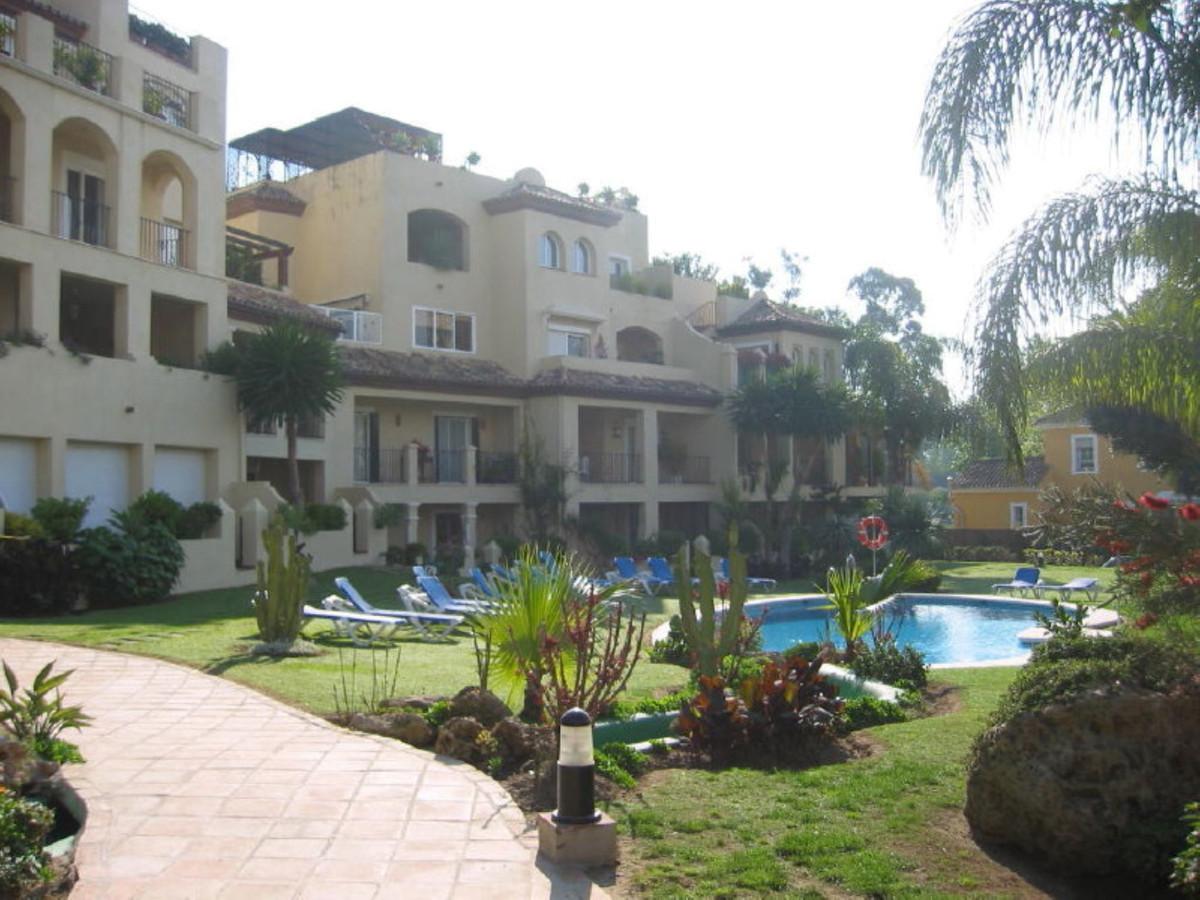 Lägenhet - Guadalmina Alta