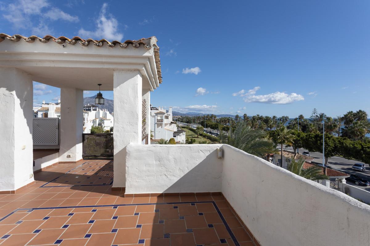 Penthouse in San Pedro de Alcántara