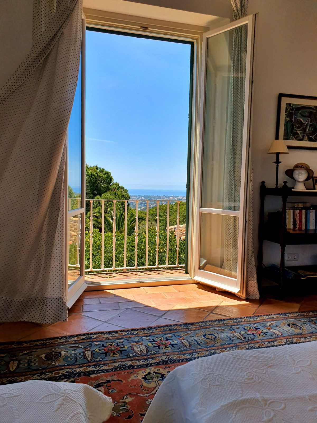 Villa Detached in El Madroñal, Costa del Sol