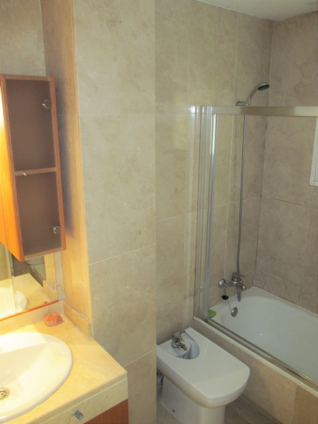 Middle Floor Apartment in Cancelada