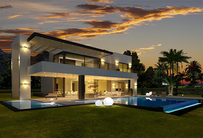 Villa  Detached for sale   in The Golden Mile