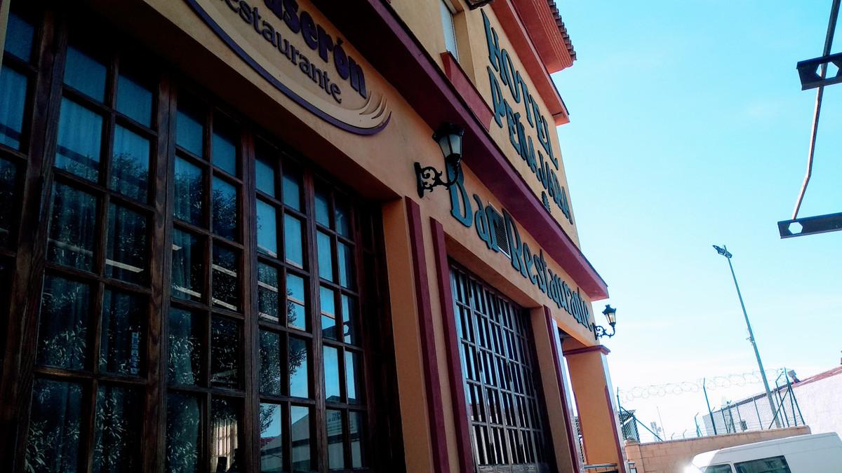Hotel located in Marbella, in the Poligono La Ermita area, less than 1 km from the Ciudad de Marbell,Spain