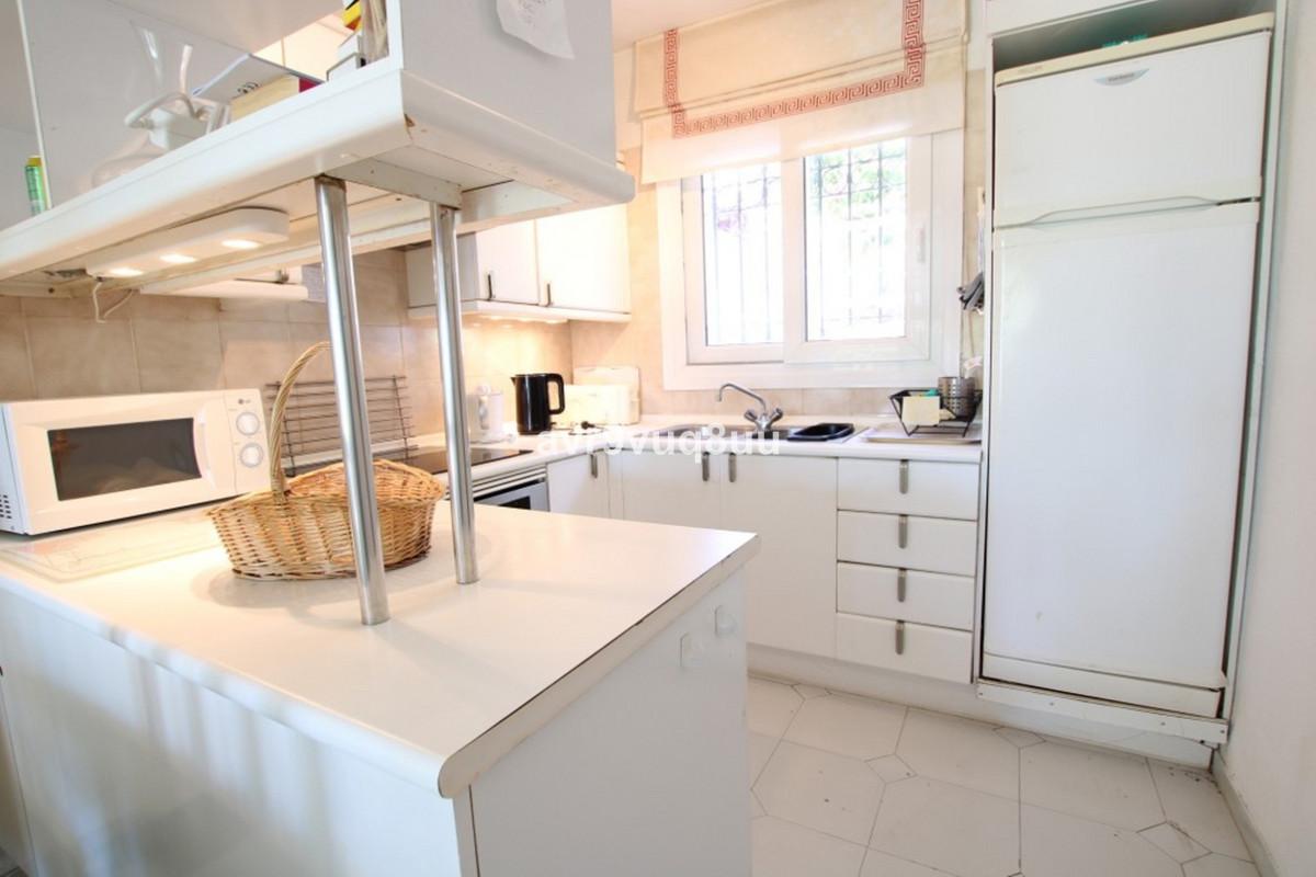 Appartement Rez-de-chaussée à Miraflores, Costa del Sol