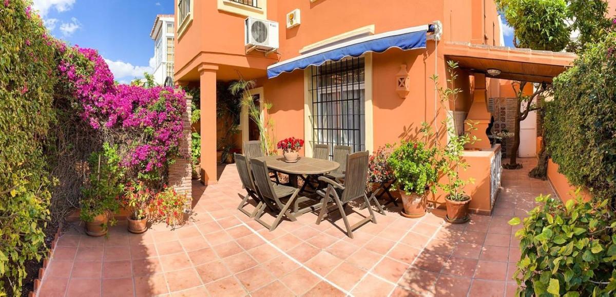 R3378040 Townhouse Mijas Costa, Málaga, Costa del Sol