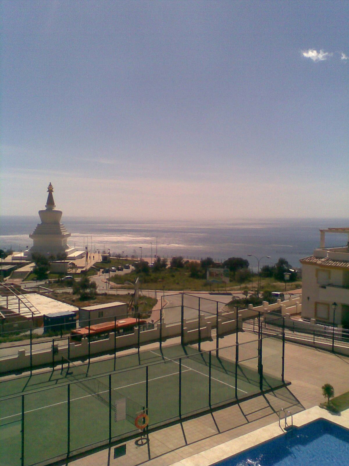 SUPER APARTMENT with spectacular views, 2 bedrooms, 1 bathroom, 2 garage, gated community with swimm,Spain