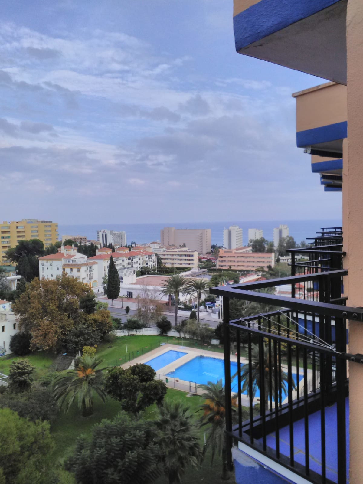 Beautiful Studio very close to the beach community parking, nice terrace, excellent location very ea,Spain