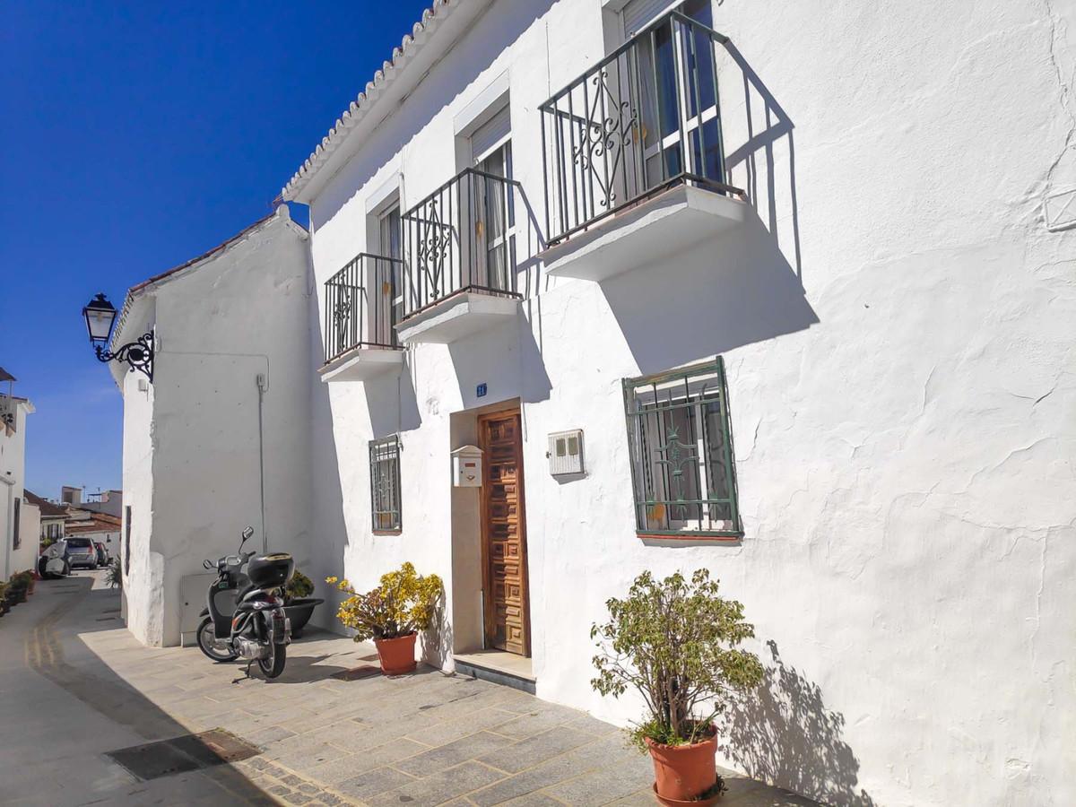 4 bedroom village house for sale in Mijas Pueblo!! Amazing views!!   Located in the heart of Mijas P,Spain