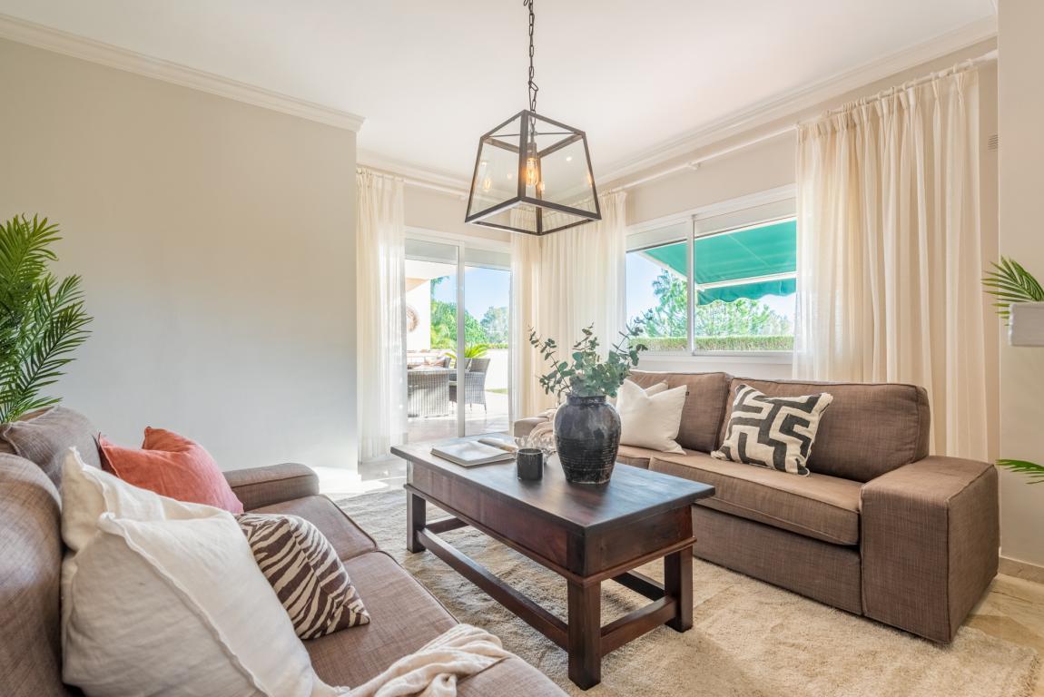 Ground Floor Apartment for sale in Nueva Andalucia - Nueva Andalucia Ground Floor Apartment - TMRO-R3021548