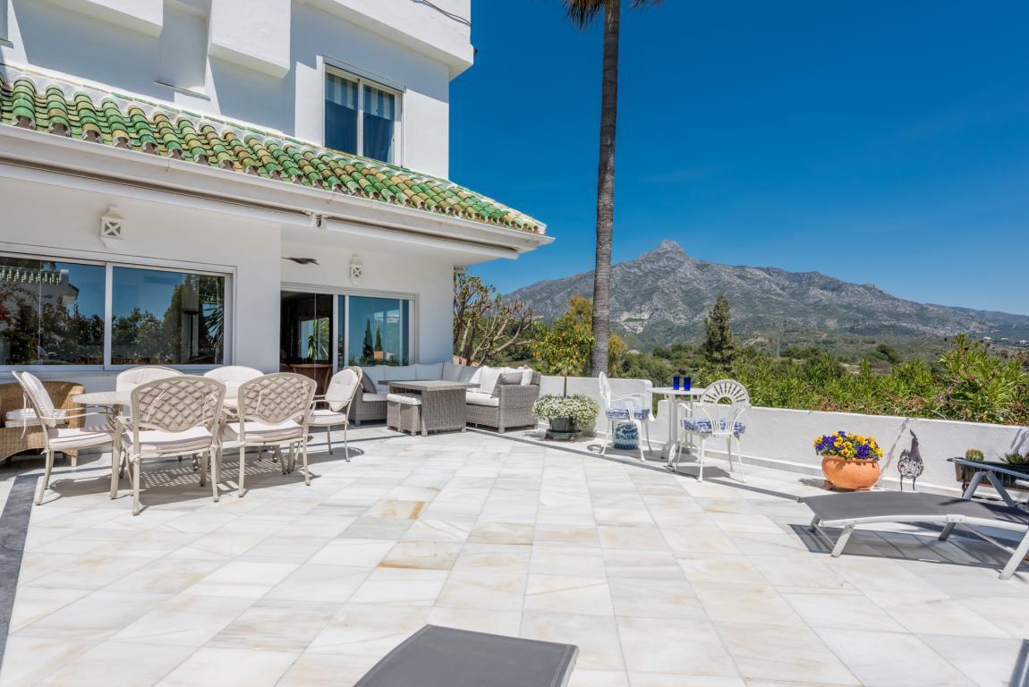 Semi Detached Villa for sale in Nueva Andalucia - Nueva Andalucia Semi Detached Villa - TMRO-R3178576