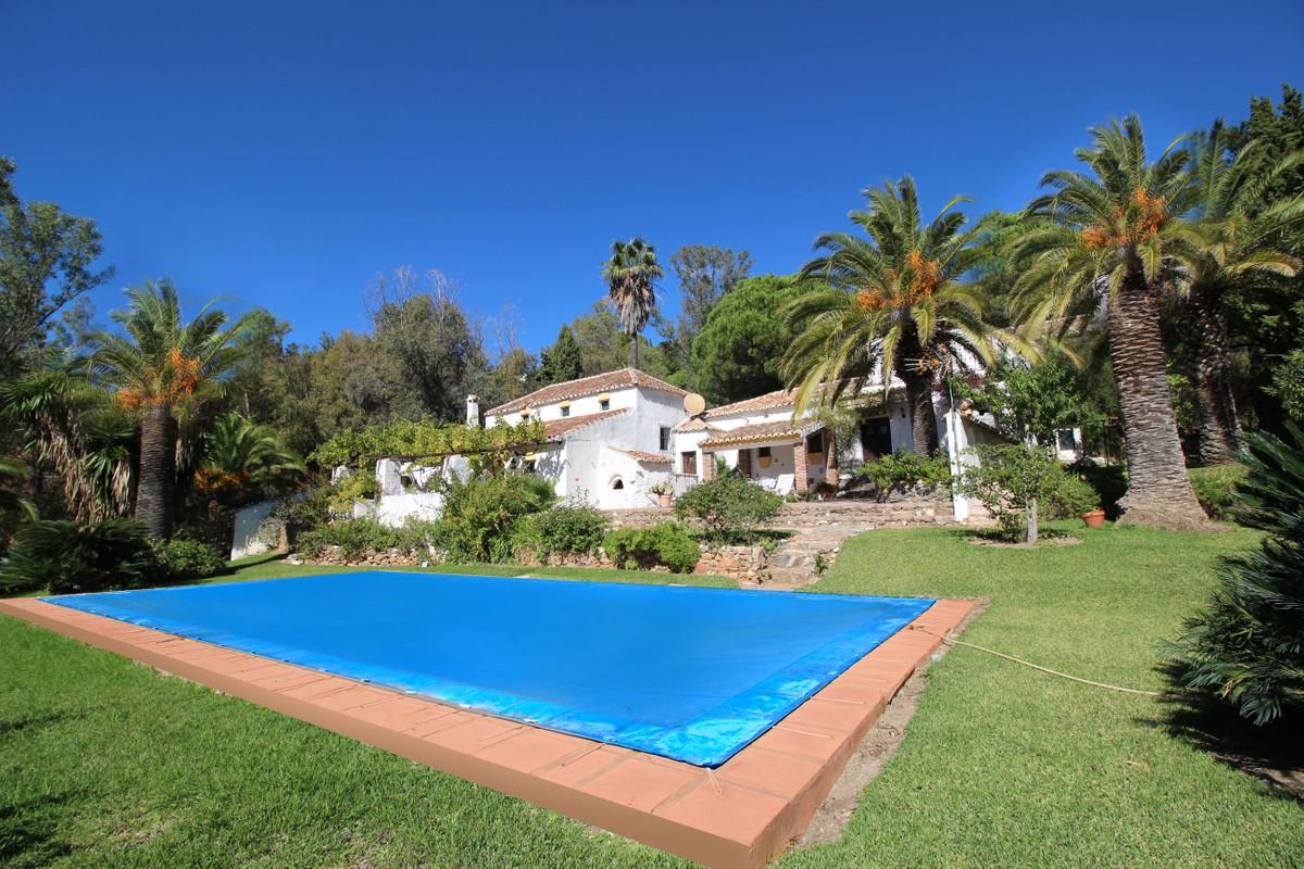 ***** FINCA ANTIGUA - VERY UNIQUE PROPERTY LOCATED IN THE AREA OF MIJAS PUEBLO - PROJECT RENOVATION ,Spain