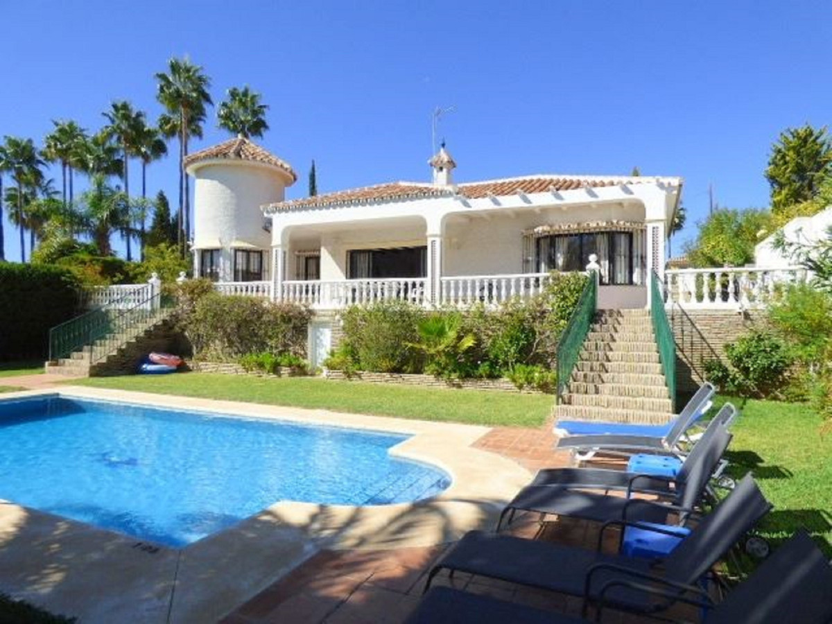 Villa  Individuelle en vente   à Mijas Golf