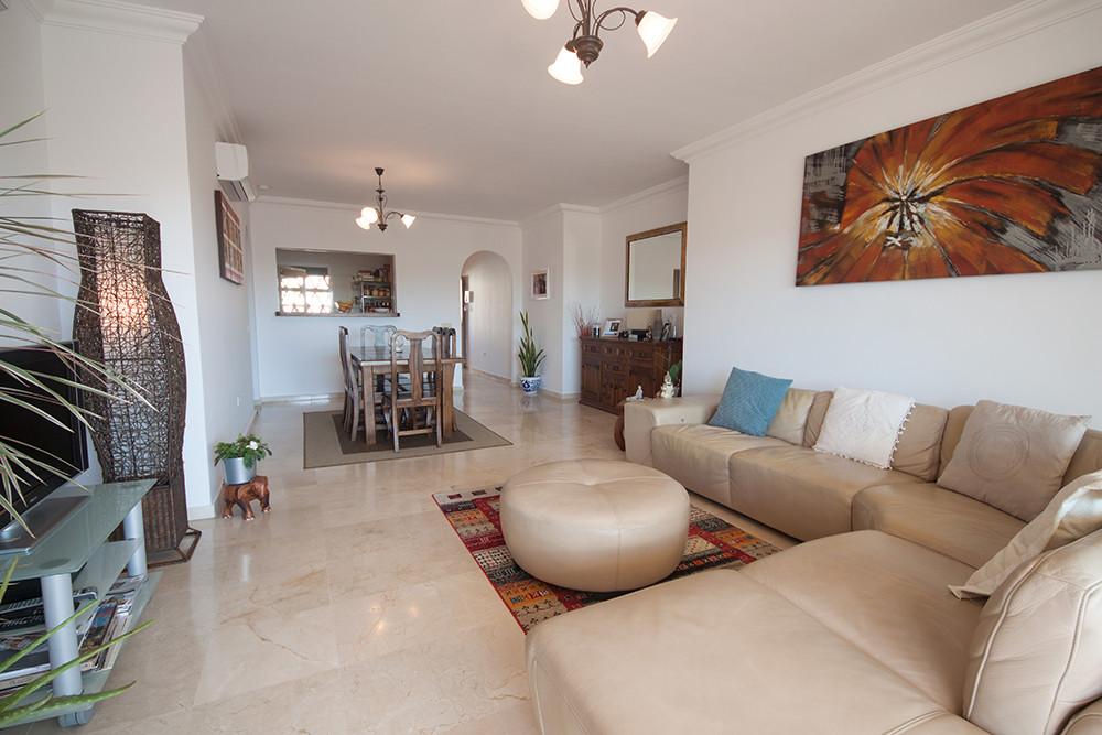 Middle Floor Apartment, La Cala Hills, Costa del Sol. 2 Bedrooms, 2 Bathrooms, Built 109 m², TerraceSpain