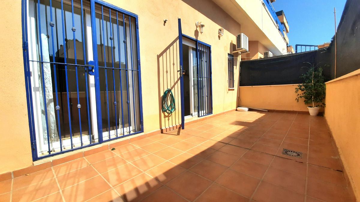 Ground Floor Apartment, Mijas Costa, Costa del Sol. 1 Bedroom, 1 Bathroom, Built 79 m², Terrace 18 m,Spain