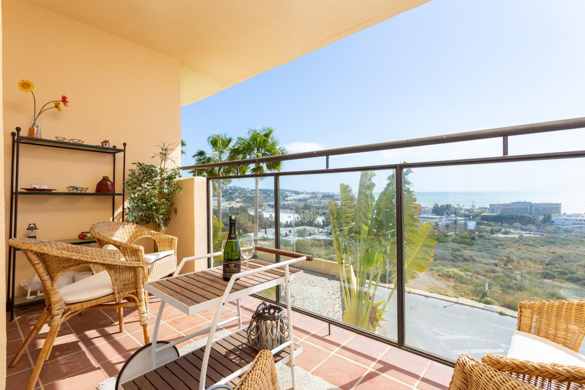 Appartement  Mi-étage en vente   à La Cala de Mijas