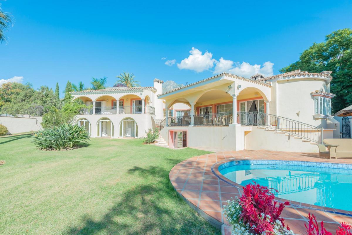 Villa zu verkaufen in Nagüeles R3586063