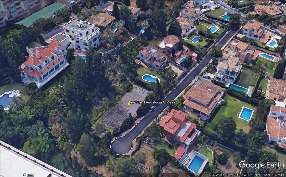 Terreno  Residencial en venta   en Nueva Andalucía