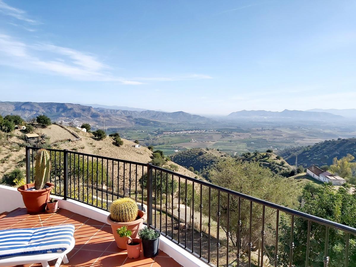 Villa  Finca en vente   à Pizarra