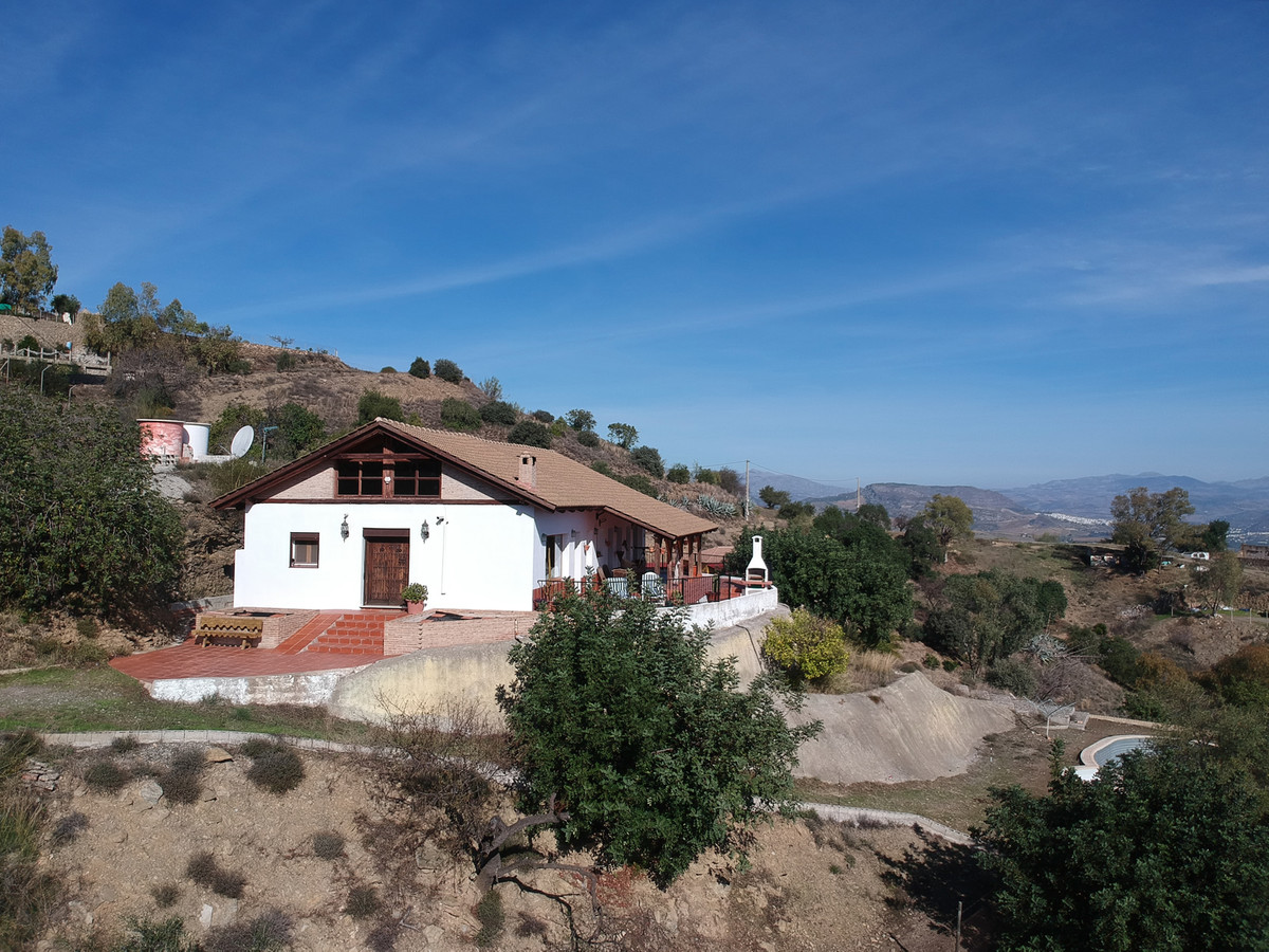 Villa Finca Pizarra Málaga Costa del Sol R3735985 2