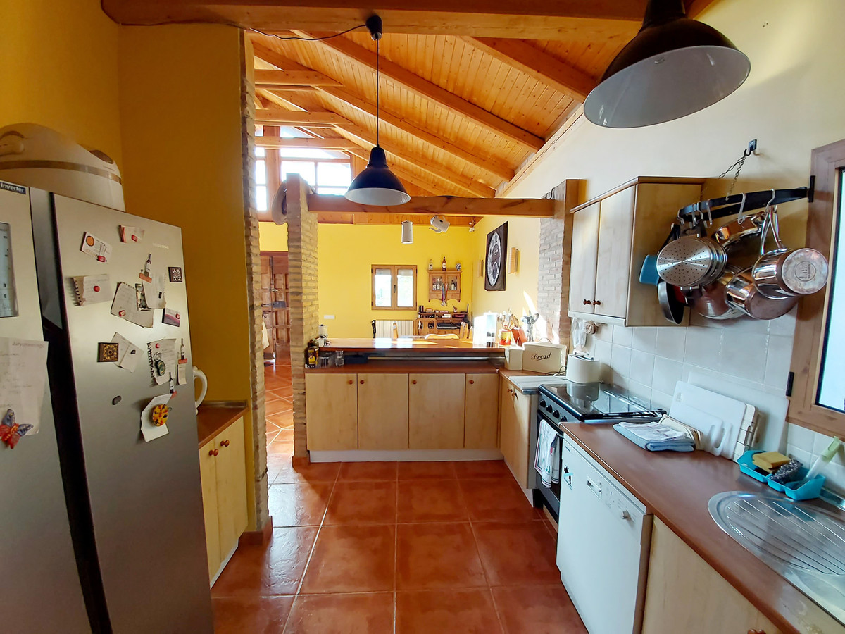 Villa Finca Pizarra Málaga Costa del Sol R3735985 5