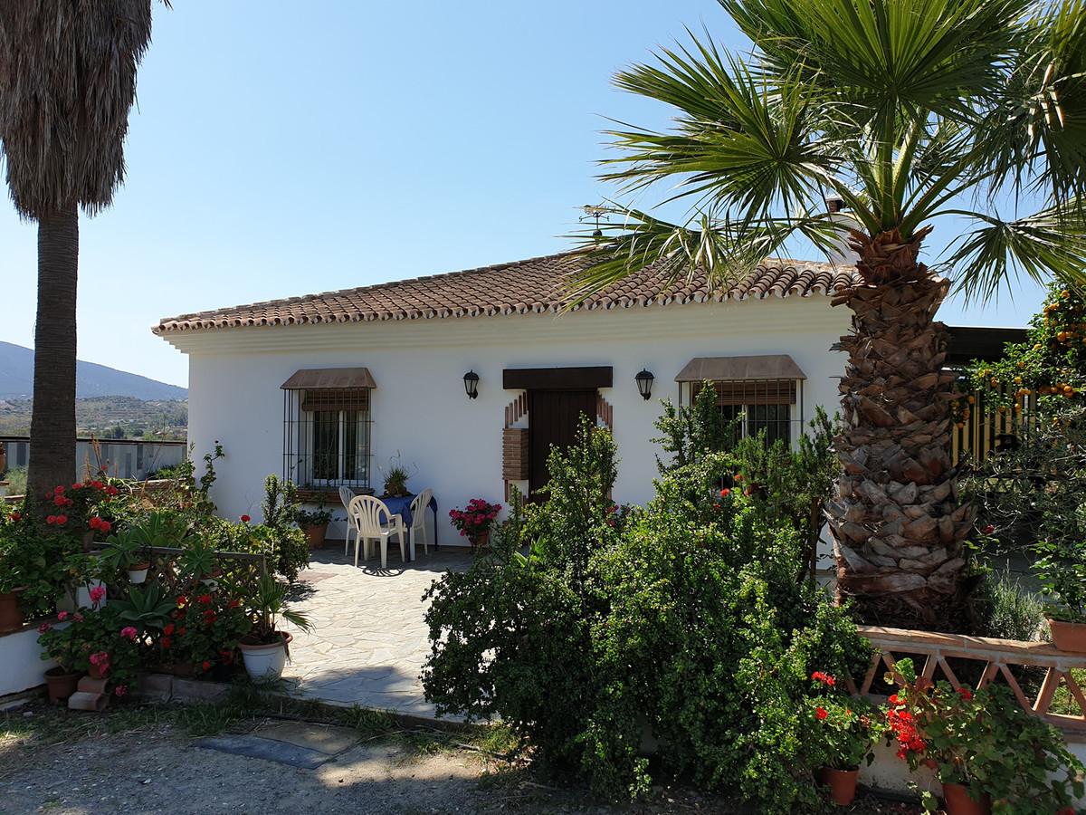 Ref:R3414829 House - Finca - Cortijo For Sale in Coín