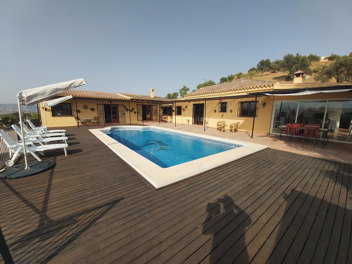 Ref:R3412420 House - Finca - Cortijo For Sale in Coín