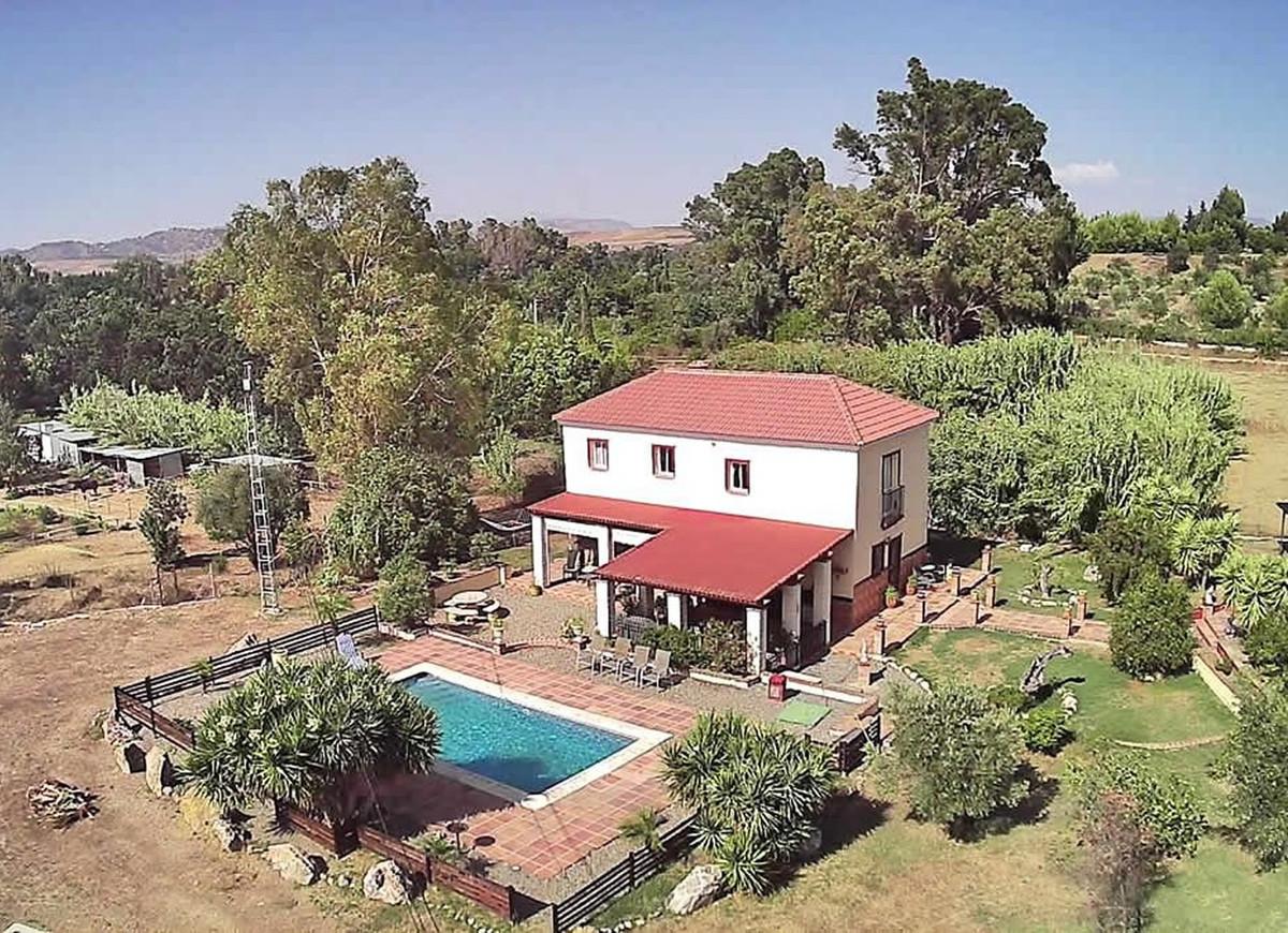 Ref:R2893532 House - Finca - Cortijo For Sale in Coín