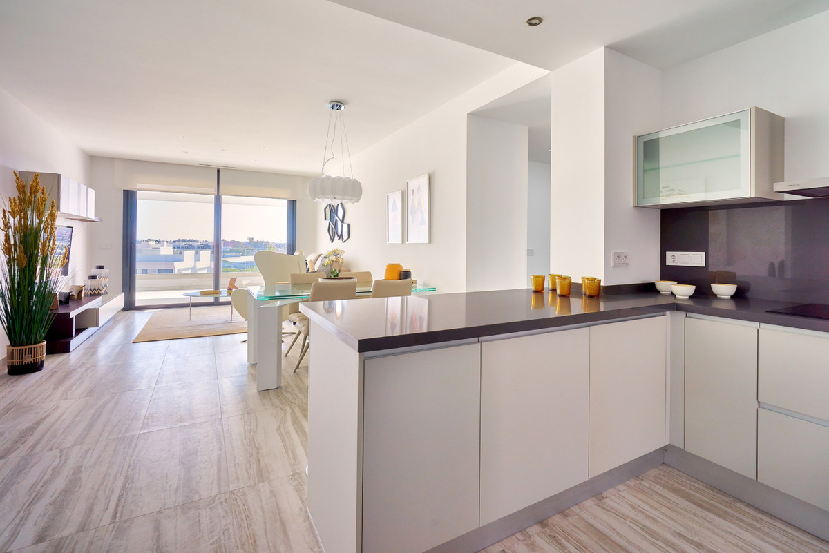 Apartamento Planta Baja en Bel Air, Costa del Sol