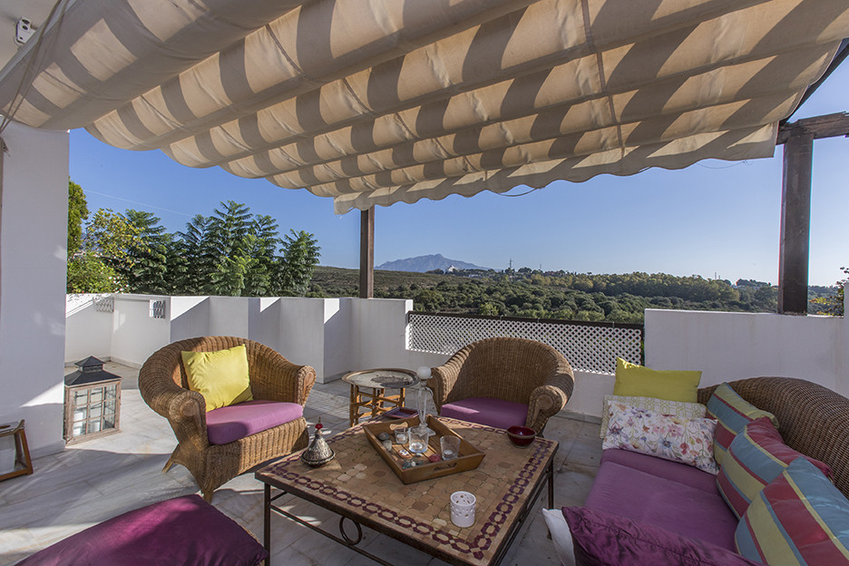 Middle Floor Apartment, Bel Air, Costa del Sol. 2 Bedrooms, 2 Bathrooms, Built 116 m², Terrace 42 m²,Spain