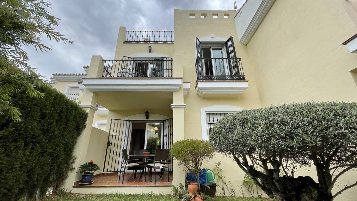 Townhouse Terraced Alhaurin Golf Málaga Costa del Sol R3931951