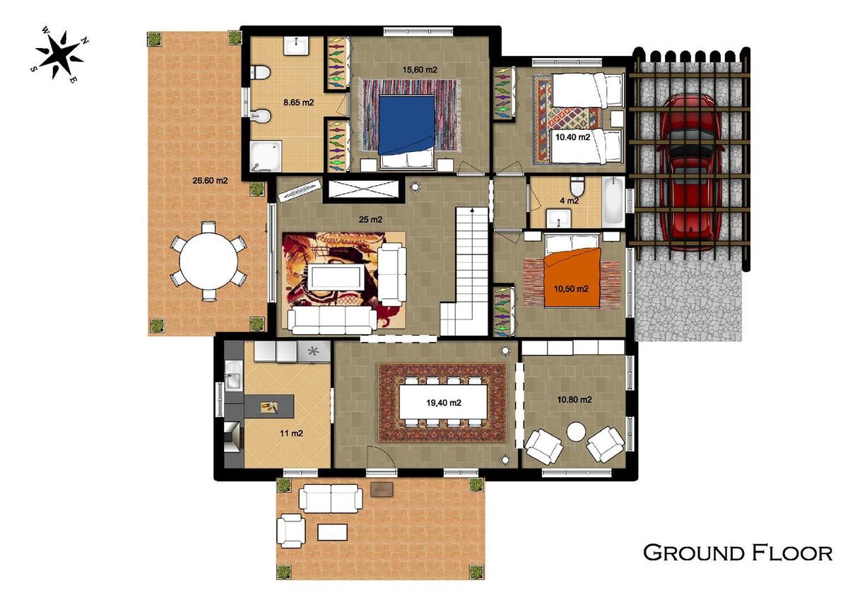 Hus in Alhaurín el Grande R3706448 23